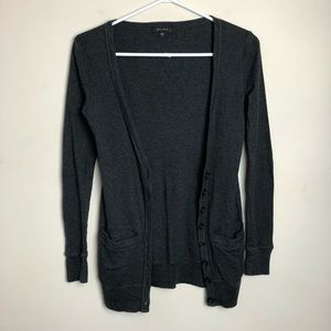 Talula Aritzia XXS Long Sleeve Cardigan Sweater